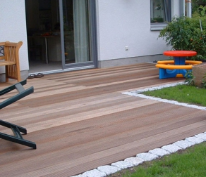 Wpc System Zaun Aufbauen Holzfachzentrum Hamm Mainz